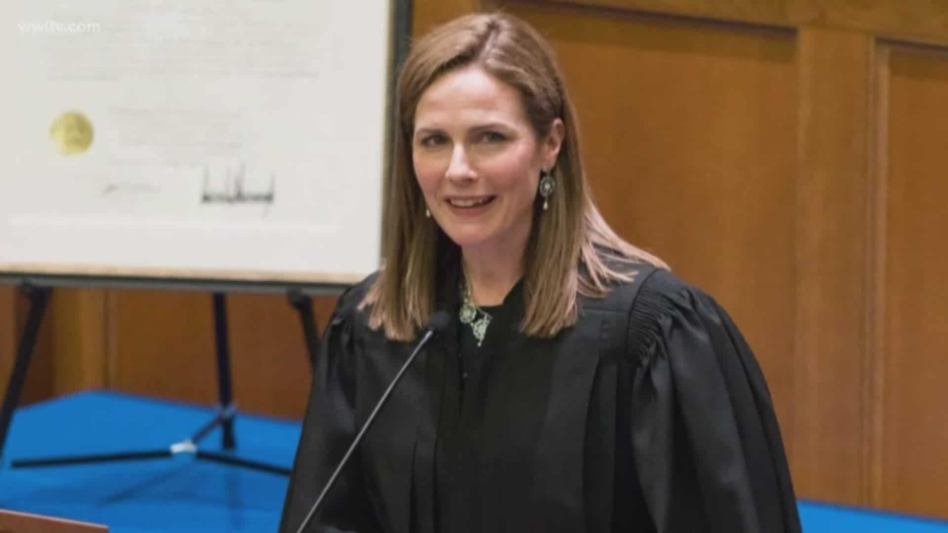La donna che Trump vuole alla Corte Suprema ha deciso un caso che ha fatto scuola