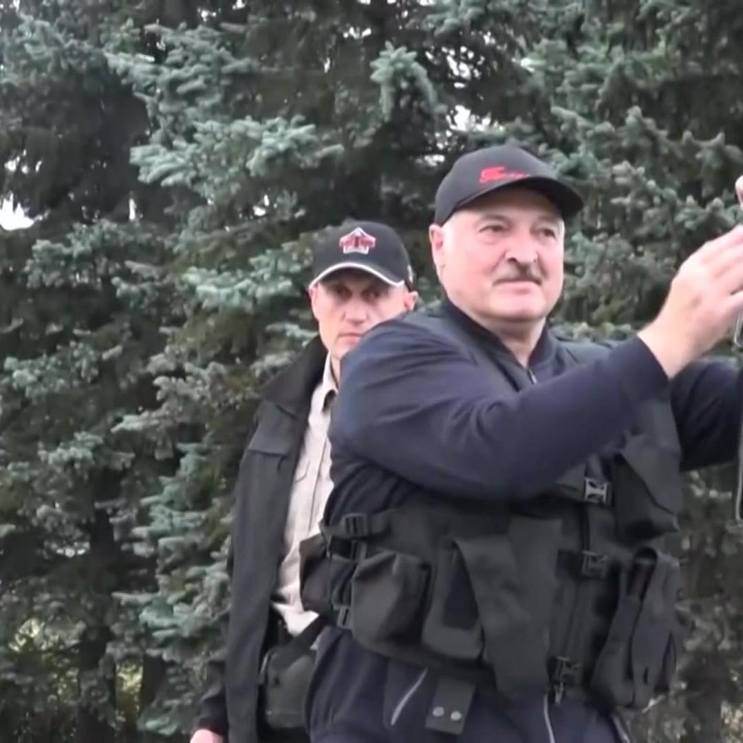 Pandemia di despoti Parte Prima_Lukashenko