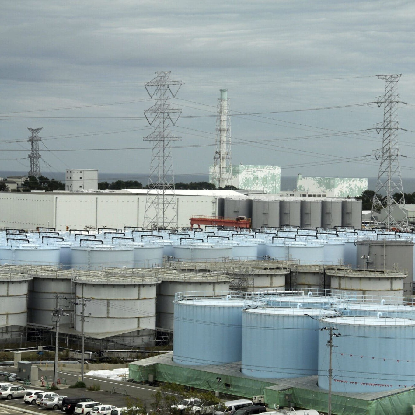 Fukushima: in mare le acque contaminate