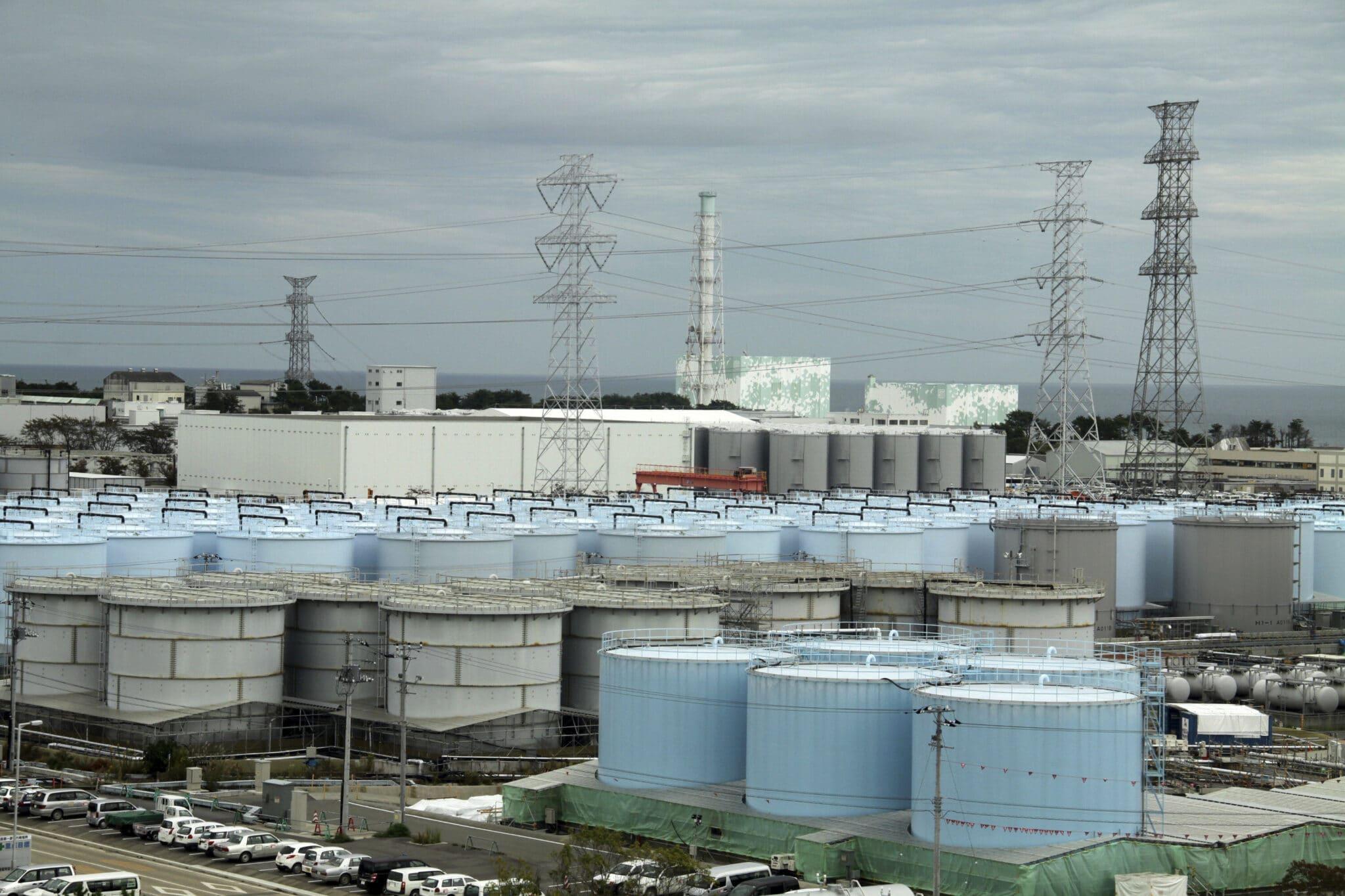 Fukushima: in mare le acque contaminate