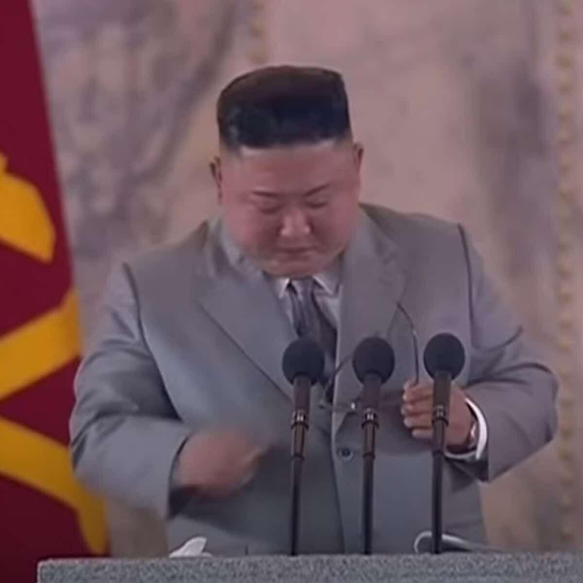 Cosa c'è dietro il pianto di Kim Jong un