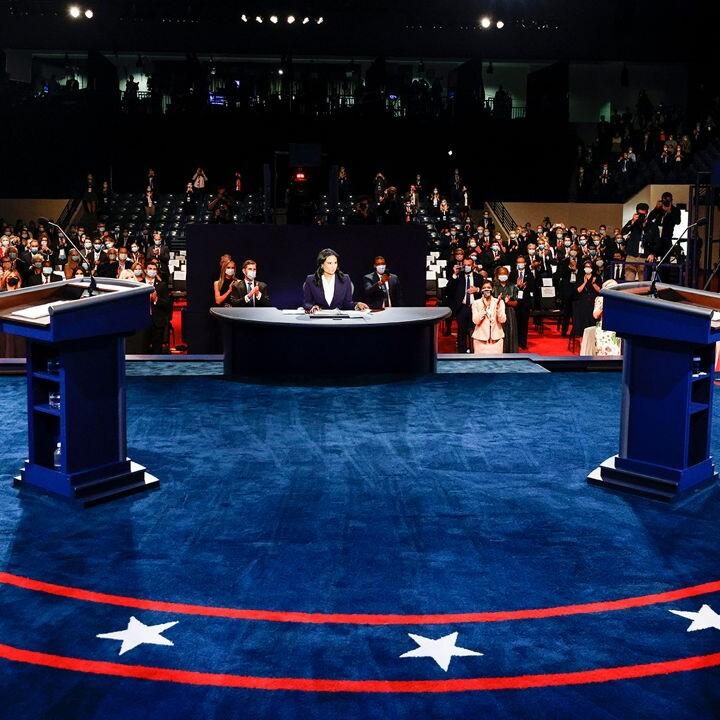 Trump vs Biden, meno caos più dibattito