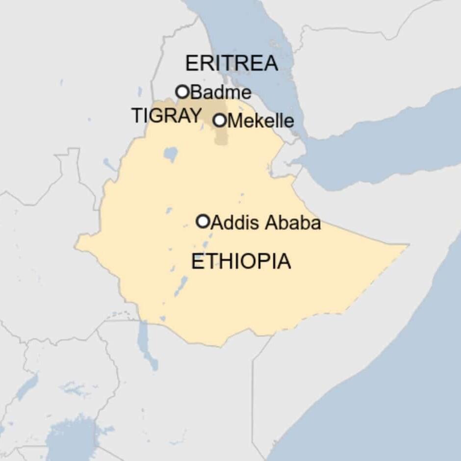 Il Tigrai e l'internazionalizzazione del conflitto con l'Eritrea