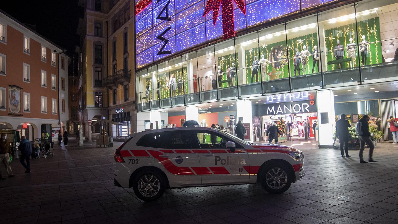Attacco a Lugano, plausibile la pista terroristica