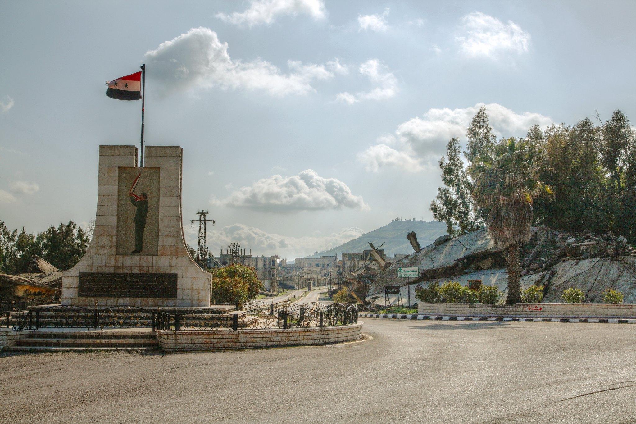 Cosa farà l'Iran con la Siria?