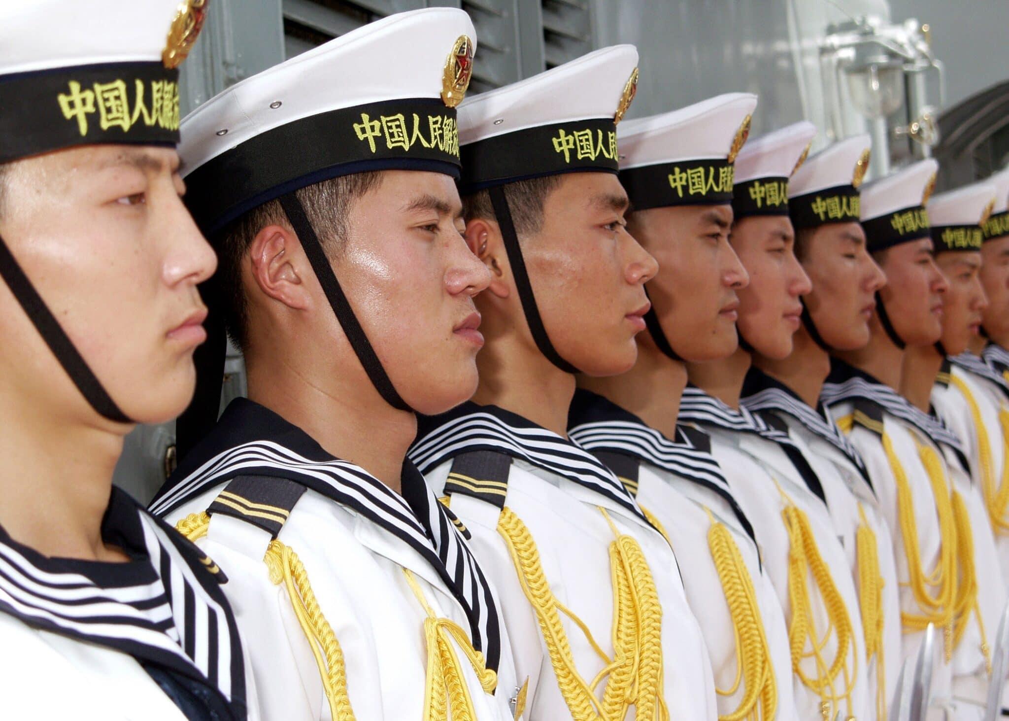 L'Esercito cinese da armata contadina a forza globale