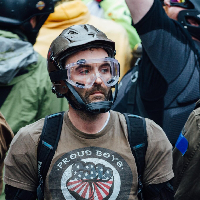 Proud Boys gruppo terroristico per il Canada