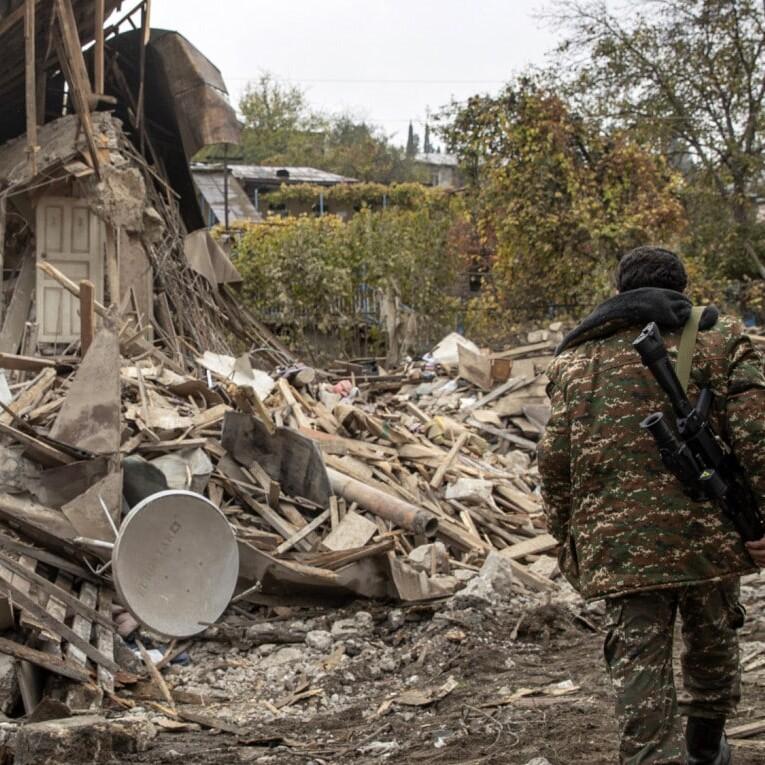 Nagorno Karabakh, voci da un conflitto dimenticato