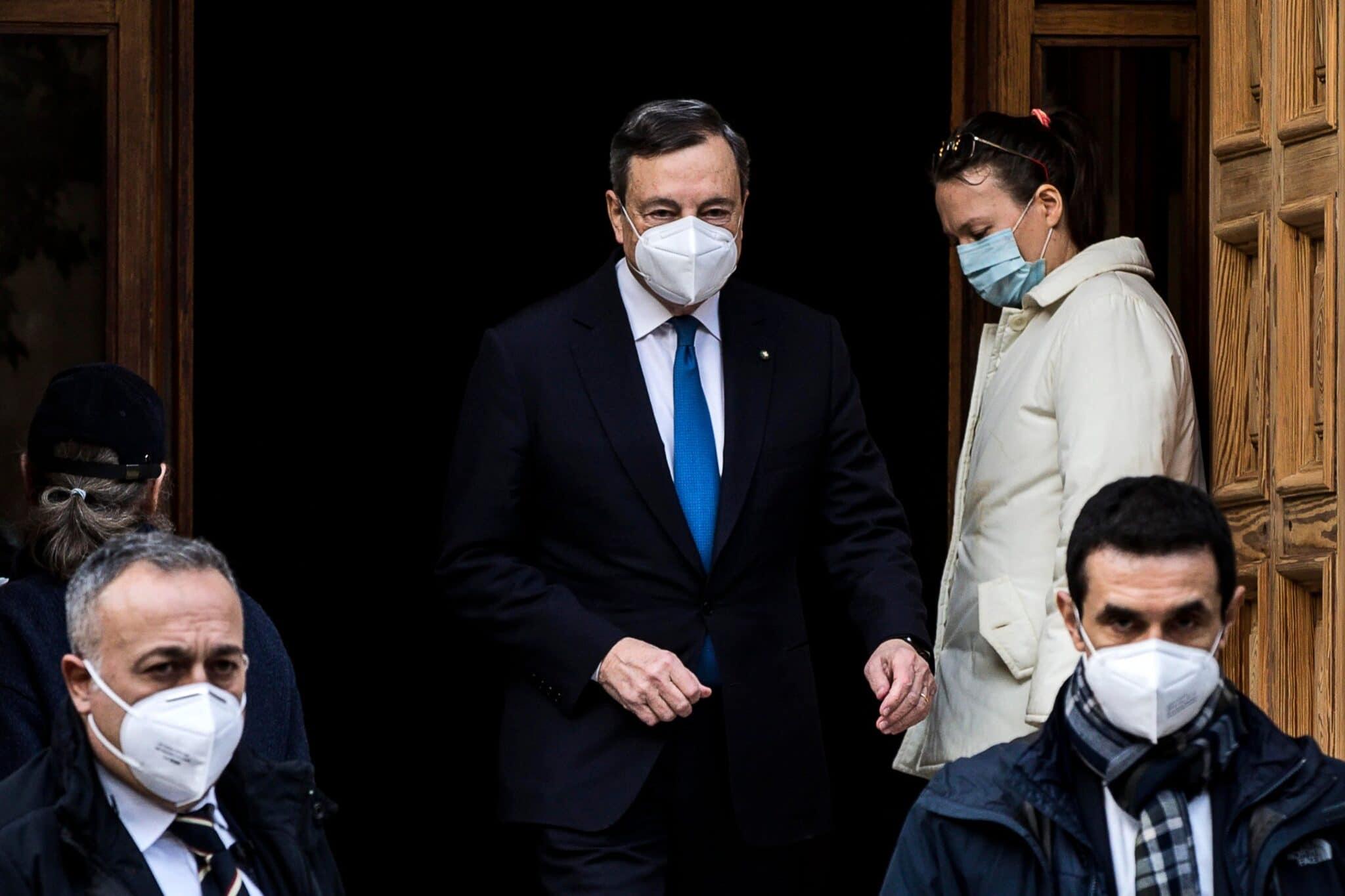Così si prepara il nuovo governo Draghi