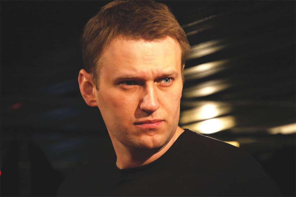 Navalny, un caso scottante