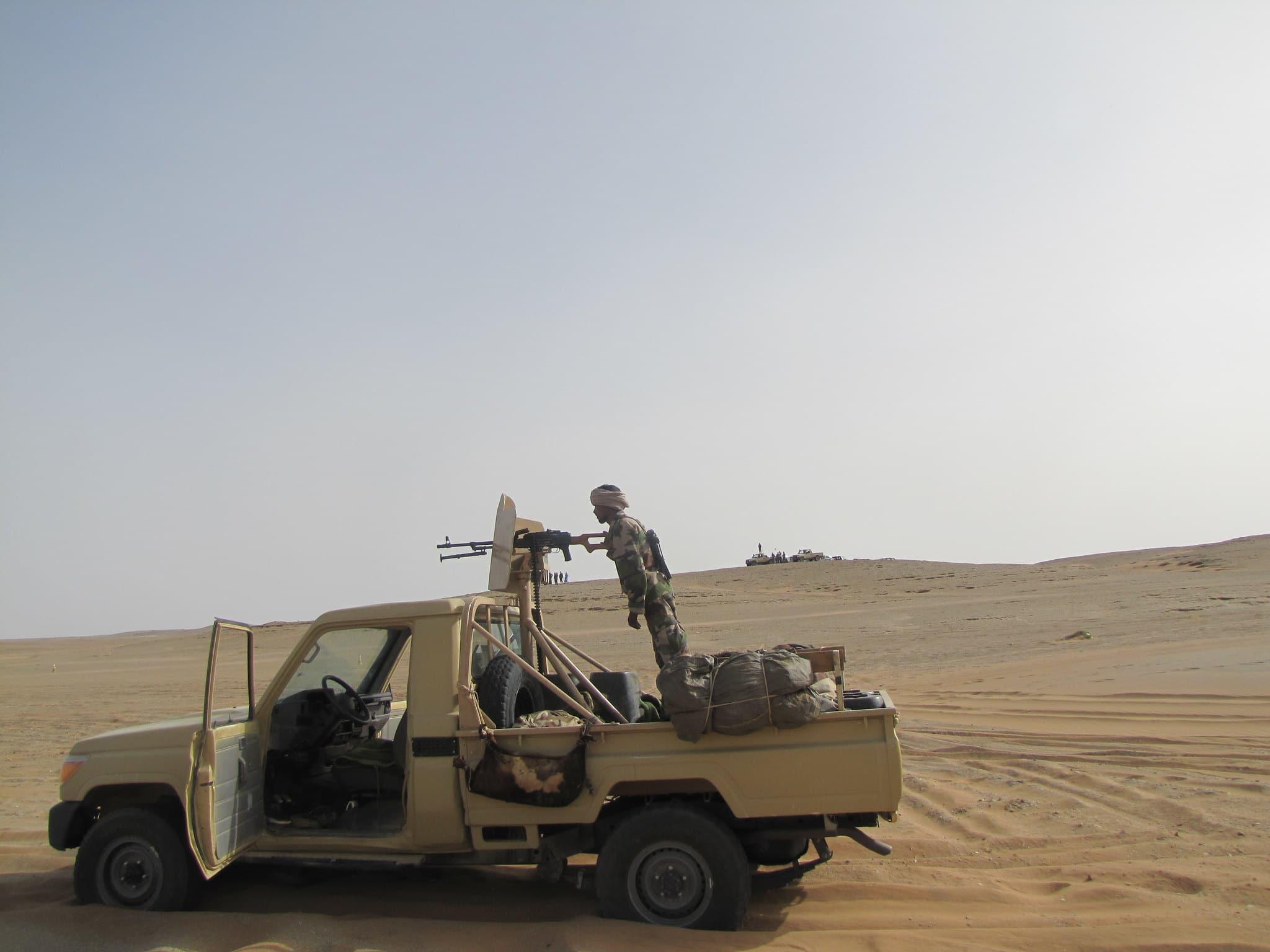 Sahel: i gruppi armati ancora attivi